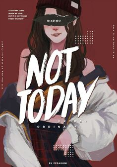 BTS/ Not Today/ Fanart by pepakomi