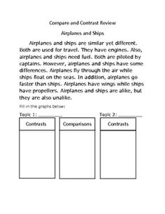 compare and contrast essay for elementary students In elementary school, try to keep compare and contrast essay topics simple and concrete for esl students it's also helpful if students can physically see the objects that are being compared.