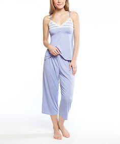 69d9216208a9f Laura Ashley Peridot Lace Pajama Set - Women