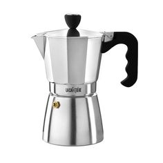 Classic 6 Cup Espresso Maker in Polished from the La Cafetiere event at Joss and Main: want it so very much!