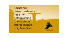 Do you have #determination
