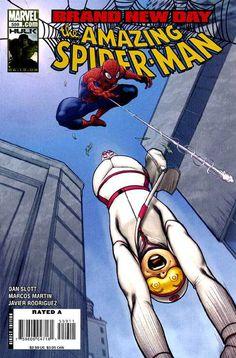 Amazing Spider-Man 559:   Peter Parker, Paparazzi: The Money Shot