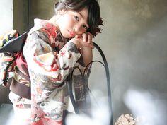 Camel Toyota   フォトスタジオ メモリス Yukata, Children, Kids, Camel, Kimono, Princess, Studio, Portrait, Pictures