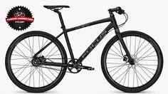 Focus Urban 2.0 8 speed belt drive 2014 - Carbon Connection $1,400 San Diego