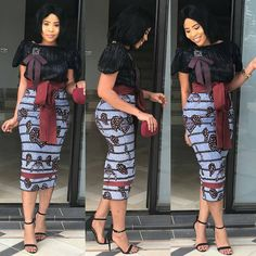 The ideal source for your afro chic life style and fashion site African Dresses For Women, African Print Dresses, African Print Fashion, African Attire, African Fashion Dresses, African Wear, African Women, African Prints, African Style