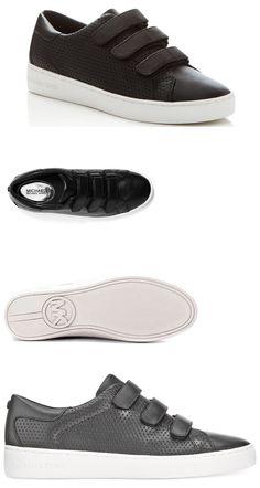 1325fb11bc49 Women Shoes  Womens Michael Kors Craig Sneakers Leather Black