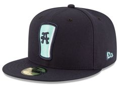 Asheville Tourists Beer City MiLB AC 59FIFTY Cap Hats