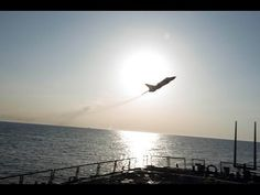 Compilation of Russian jets passing near the USS Donald Cook - YouTube
