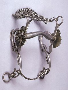 18th century horse bit from the Musée Suisse du cheval Héritage culturel - Wear-Management