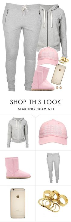 """1-800"" by daisym0nste ❤ liked on Polyvore featuring James Perse, October's Very Own, UGG Australia and Michael Kors"