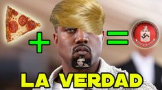 Pizza fake + Kanye West= TRUMP (as)