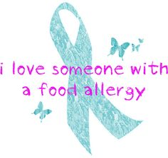 I Love Someone with a Food Allergy!!!