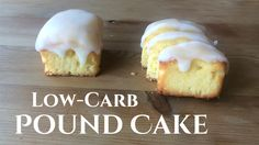 low-carb keto pound cake, butter cake recipe, diabetic-friendly and sugar-free moist, tender cake