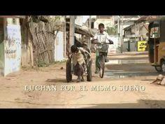 """Trailer-La película """"Camino a la escuela"""" narra la historia real y extraordinaria de cuatro niños, héroes cotidianos - Jackson, Carlitos, Zahira y Samuel - que deben enfrentarse diariamente con una multitud de adversidades y peligros para llegar a la escuela...."""