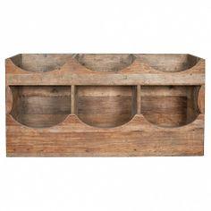 Vintage storage unit suitable for wine bottles, groceries, children's clothes... you name it! Trade Secret