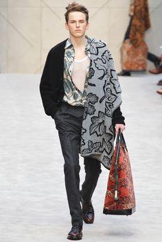 Burberry Prorsum | Fall 2014 Menswear Collection | Style.com