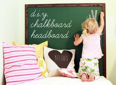Headboards don't have to be expensive. Create a personalized, affordable and fun headboard all on your own with this DIY tutorial. Plus, get design ideas, styling tips and more here!