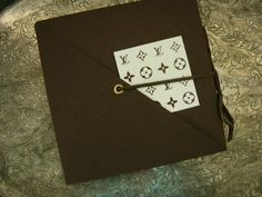 Rare Authentic LOUIS VUITTON VIP Note Card Stationary Boxed Set - Wonderful LV