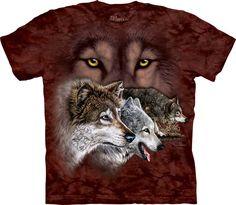 Encuentra los 9 lobos. #3459.