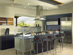 Kitchen Designs for a Contemporary Home - Interior Design Ideas | Ideas | PaperToStone