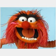 animal from the muppets | Christmas Dinner Conversations with the Muppets | Musings of The ...
