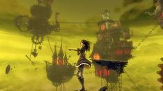 Alice: Madness Returns © Spicy Horse Games & Electronic Arts Postprocessing with Photoshop CS5 & Photofilter