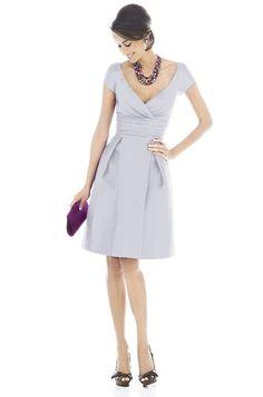 Alfred Sung D500 Bridesmaid Dress | Weddington Way