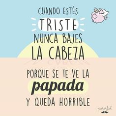 Discover recipes, home ideas, style inspiration and other ideas to try. Funny Phrases, Love Phrases, Spanish Memes, Spanish Quotes, Words Quotes, Life Quotes, Bussines Ideas, Motivational Quotes, Funny Quotes