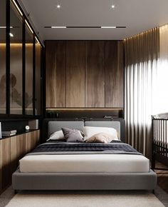 The Stylish Modern Bedroom Furniture (Vintage, Rustic, and Mid Century Bedroom Furniture Sets) Luxury Bedroom Design, Bedroom Bed Design, Modern Master Bedroom, Modern Bedroom Furniture, Minimalist Bedroom, Contemporary Bedroom, Bedroom Sets, Home Bedroom, Bedroom Designs