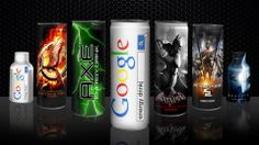 Customized Private Label Energy Drinks & Energy Shots! Marketing Instincts creates the Coolest Swag & Branded Merchandise! marketinginstincts.com