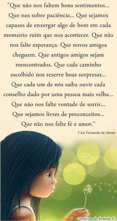 Portuguese Quotes, Magic Words, More Than Words, Inner Peace, Cool Words, Quote Of The Day, Life Lessons, Favorite Quotes, Inspirational Quotes