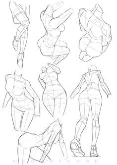 Image result for female anime leg perspective