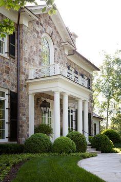 Norman Davenport Askins, Atlanta. Howard Design Studio. Classic Brick .