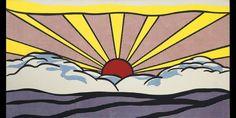 """Pop Art : Roy Lichtenstein au Centre Pompidou, des """"comics"""" aux paysages zen"""