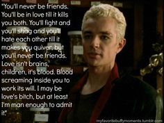 My Favorite Buffy Moments