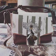 CURIOSITY FACTORY sur Instagram: Nouveau sac patron sacotin menuet #couture#sacotin #menuet#la mercerie des createurs#lamerceriedescreateurs