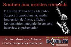 Vevey, Lausanne, Interview, Diffusion, Concert, Impressionism, Event Posters, Artist, Recital
