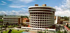 #ProyectosAluvisa/Aluvisa en La Ciudad de México. Hospital de Cardiología.  #PunchWindows #JoseVillagrán #DF #Mexico #GrupoICA http://www.aluvisa.com/proyecto/ https://www.facebook.com/Aluvisa/