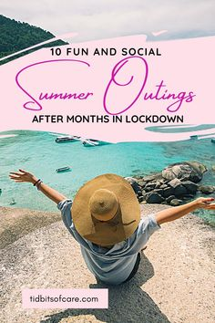 Summer outings ideas after months in lockdown. Ways to be social with friends. Lifestyle Blog, Summer, Fun, Friends, Ideas, Amigos, Summer Time, Thoughts, Boyfriends