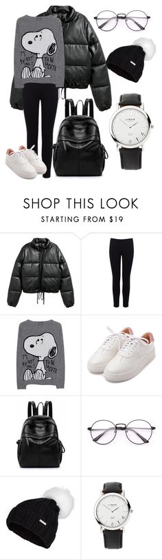 """""""Snoopy Set"""" by insanityoverhaul ❤ liked on Polyvore featuring Jakke, Warehouse, Princess Goes Hollywood, Sweaty Betty and Links of London"""