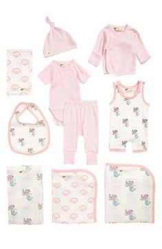 Gerber Baby Girls  5pk Cap Set - Bunny 0-6M - Gerber®  babygirl ... 488e0ba0060