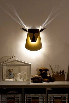 "J'avais déjà vu ce type de lampe via l'application ""choose"", j'aime beaucoup  Pinterest : bimmynager"