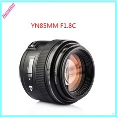 184.99$  Watch now - http://alil5y.shopchina.info/1/go.php?t=32806256166 - YONGNUO YN85mm F1.8 AF / MF Standard fixed focus lens For Canon EF Mount EOS Camera 7DII 5DII 5DIII 5DS 6D 80D 70D 760D 700D  #aliexpress