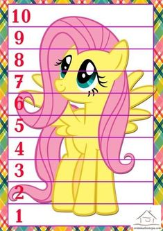 My Little Pony Learning Worksheets - Bing images Fall Preschool Activities, Autism Activities, Preschool Worksheets, Numbers For Kids, Numbers Preschool, Child Teaching, Kids Learning, Elementary Library Decorations, World Thinking Day