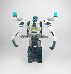 Transformers Power Core Combiners Icepick Toy Action Figure Hasbro 2009