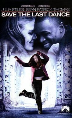 """SAVE THE LAST DANCE"" (2001) JULIA STILES, SEAN PATRICK THOMAS, KERRY WASHINGTON"