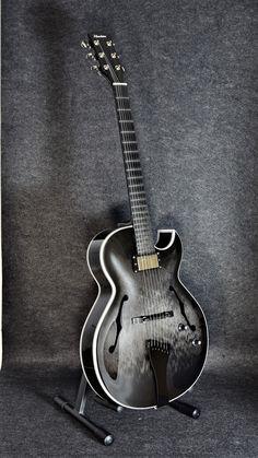 Archtop Guitar, Guitars, Guitar Neck, Carbon Fiber, Music Instruments, Musical Instruments, Guitar