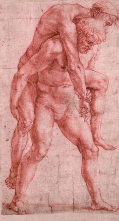 """The Ashmolean Museum presents """"Raphael: The Drawings,"""" the most comprehensive survey of of the artist's drawings since 1983."""