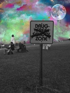 I want to go to there! #drugzone