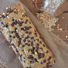 Budín de naranja, chocolate y avena Krispie Treats, Rice Krispies, Healthy Desserts, Cupcakes, Bread, Cooking, Recipes, Food, Torte Recipe